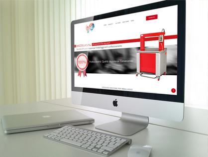 Macchine per imballaggio: Mazzella srl, il nuovo sito