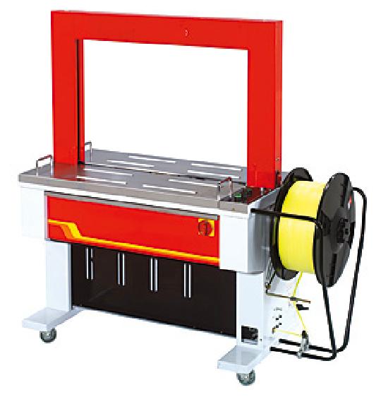Reggiatrice TP 601 D (automatica con operatore)
