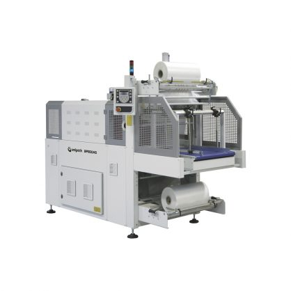 Fardellatrice BP 800 AS (automatica monoblocco con ingresso in linea e barra saldante)
