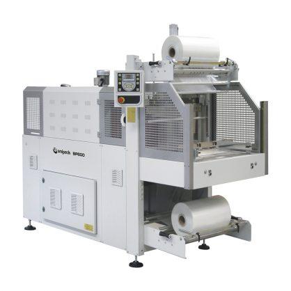 Fardellatrice BP 600 (semiautomatica monoblocco a barra saldante)