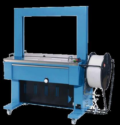 Reggiatrice TP 6000 (automatica con operatore)