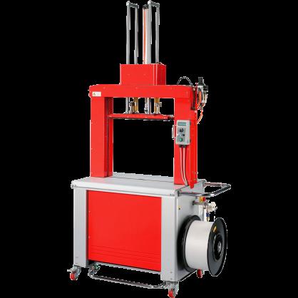 Reggiatrice TP 702 P (automatica con pressino pneumatico)